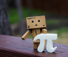 Happy Pi Day 31415 (10/52) (vmabney) Tags: toys pi piday danbo 31415 52weeks toysonvacation danboard giveusyourbestshot 522015week10