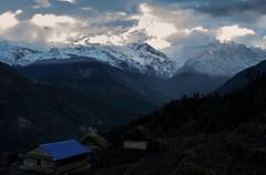 Annapurna sunrise (matt.fabi) Tags: travel nepal mountains trekking nikon asia backpacking annapurna d60