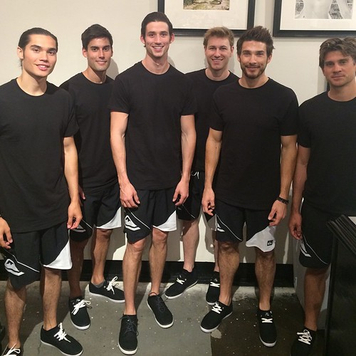 The guys are rockin' their surfer gear at the Quicksilver x Julien David collaboration launch party! #events #eventlife #barchloe #staffing #models #surfers #surfboards #tequila #hollywood #men #server #bartenders #200ProofLA #200Proof
