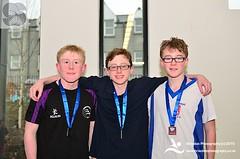 Keir Buchanan, Fraser Wilson, Aidan Low (scottishswim) Tags: swimming scotland aberdeenshire scottish aberdeen gbr snags2015