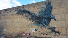 DALeast...Dunedin, New Zealand... (colourourcity) Tags: newzealand streetart graffiti awesome nz otago dunedin dunedingraffiti daleast colourourcity streetartdunedin coulourourcitynz duendinstreetart