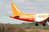 G-EZIO easyJet Airbus A319-111 (UNICEF Livery)