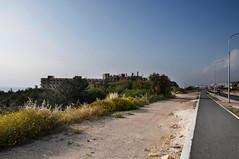Venus Hotel (Tony Shertila) Tags: road vacation holiday weather night geotagged hotel highway europe day traffic path walk cyprus clear pafos cyp eparchíapáfou kátopáfos geo:lat=3477330951 geo:lon=3240958214 tombesofthekingsavenue
