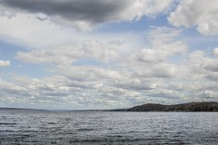 #CayugaLake #ny #fingerlakes #bigsky #clouds #travel #lake #cayuga (billtrego) Tags: travel lake ny clouds bigsky fingerlakes cayugalake cayuga