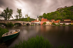boating under dark clouds (Lena Held) Tags: world life wood longexposure trees wild summer sky plants cloud plant color tree nature colors rain forest scarf canon woodland germany square landscape outside bayern deutschland bavaria boot spring wasser exposure flickr wasserfall natural sommer wildlife natur himmel wolken rainy squareformat land colored format scape fluss landschaft strom belichtung f4 regen blende frühling 6d langzeitbelichtung 1635 weitwinkel 1635mm strömung kallmünz outdor vollformat naturaö