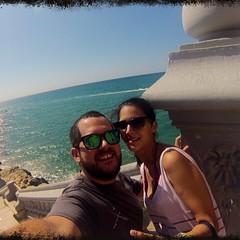 Good memories!!! Happy Saturday!! #sea #sitges... (OriolGaldon) Tags: sea summer baby sun love sunglasses happy sitges inlove mygirl picofday instalove instagood uploaded:by=flickstagram instagram:photo=94546791827484049314839912 instagram:venuename=paseomaritimositges instagram:venue=219858550