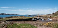 harbour, Portencross (wwshack) Tags: castle scotland harbour ayrshire portencross southayrshire