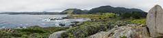 Granite Point to Moss Cove (satoshikom) Tags: panorama californiacoast californiastateparks granitepoint mosscove pointlobosstatenaturalreserve panasonicdmczs100