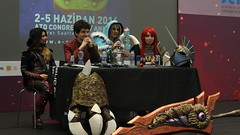e-gameshow - 2.6.16 (Onur T.) Tags: turkey cosplay trkiye trkei ankara turchia etkinlik gamerconvention congresium oyuncubulumas egameshow