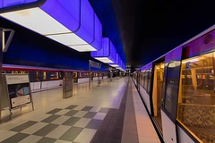 U_Bahnstation-HafenCity-Universitt (Reinhard Schulz) Tags: station hamburg ubahn hafencity hafencityuniversitt