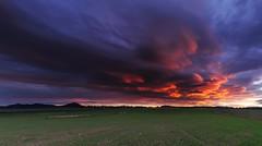 panormica las Cobatillas (joserrialarcn) Tags: clouds landscape atardecer nikon natura paisaje hora nubes nd ricardo jos hitech garca alarcn mgica helln 1224f4 d300s