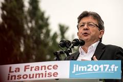 Jean Luc Mlenchon (dprezat) Tags: street portrait people paris nikon protest meeting campagne opposition gauche d800 dfil stalingrad prsidentielle insoumis nikond800 partidegauche 6merpublique jlm2017 franceinsoumise