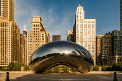 Chicago Illinois ~ Part I ~ The Obligatory Bean (TheExplorographer.com) Tags: chicago cloudgate illinois photography sony thebean travel
