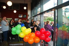 """Inside Cafe Kiss - Plymouth Stands with Orlando Vigil • <a style=""""font-size:0.8em;"""" href=""""http://www.flickr.com/photos/66700933@N06/27474748320/"""" target=""""_blank"""">View on Flickr</a>"""