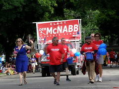 McNabb For Circuit Court (PPWIII) Tags: grandrapids hollyhock parade ottawa hills candidates mcnabb circuit court judge