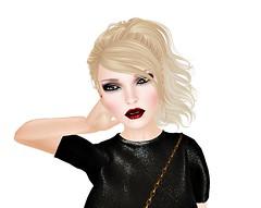 This Is What You Came For (Magdzia Correia) Tags: cute sl kawaii avatar fashion secondlife secondlifefashion emilyc pixels pixicat