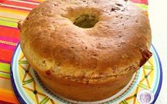 Ricetta del bab salato a lunga lievitazione (RicetteItalia) Tags: cucina bab ricette