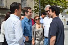 Pablo Casado visita Illescas (Partido Popular) Tags: illescas casado pablocasado