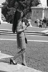 Rome 2016 (Vincenzo L.D.) Tags: ragazza girl roma italia rome italy