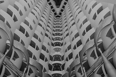 Oliver Bruns-4.jpg (oliverbruns) Tags: monochrome hotel al dubai uae lobby arab burjalarab burj