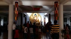 Leh: Shanti Stupa (Arnab1973) Tags: buddha buddhism leh ladakh shantistupa india