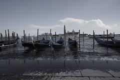 Venice 2016 (Pianowerk) Tags: venice italy johnruskin gondolas thestonesofvenice basilicaofsangiorgiomaggiore
