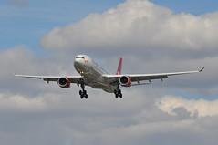 'VS652W' (VS0652) LOS-LHR (A380spotter) Tags: approach landing arrival finals shortfinals airbus a330 300x gvsxy beautyqueen virginatlanticairways vir vs vs652w vs0652 loslhr runway27l 27l london heathrow egll lhr