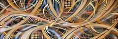 * Mais j'adOOOOOre l'abstrait!..* (-ABLOK-) Tags: streetart graffiti beige paint couleurs spray peinture canvas graff marron pique musique bombe mouvement ligne toile vibration arabesque instinct abstrait calligraphie courbes geste motion labyrinthique