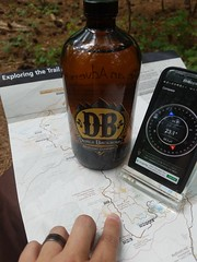 Heading out on a #Hike w/ @dbbrewingco  #DBDaypack. Awesome #VABeer #CraftBeer #Explore (BitesnBuzz) Tags: hike explore craftbeer vabeer dbdaypack