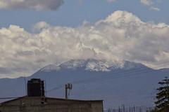 Frío en la Ciudad (José Ramón de Lothlórien) Tags: snow cold weather clouds nieve jr freeze nubes montaña frio temperatura ajusco producciones marzoloco