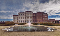 Venaria Reale (Fil.ippo (AWAY)) Tags: water fountain architecture nikon sigma palace piemonte palazzo 1020 venariareale piedmont filippo savoia sigma1020 d7000 filippobianchi