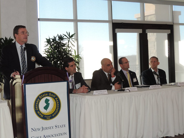Frank OBrien and panel group: John Gomez, Gary Arlio, Joe Kelly, Dave Wasenda