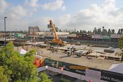 D120925A (RobHelfman) Tags: construction metro mlk crenshaw mlkstation