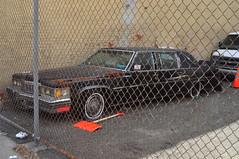 Old Cadillac Limo (Triborough) Tags: nyc newyorkcity ny newyork harlem manhattan newyorkcounty
