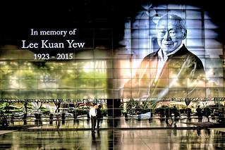 Remembering Lee Kuan Yew (1923 - 2015)