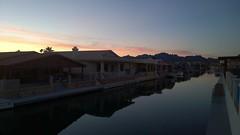 Looking up the Key (Ms. Jen) Tags: arizona water canal twilight key dusk quay coloradoriver parker lumia lumia1020 nokialumia1020 moovalyakeys