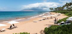 Hawaii (Ron Drew) Tags: mountain beach water hawaii nikon maui wailea d800