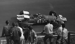 1970 Canadian Grand Prix Jacky Ickx Ferrari (nwmacracing) Tags: st jackie grand ferrari canadian prix le 1970 tremblant circuit formula1 mont jovite ickx