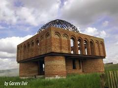 Недостроенная мечеть в селе Усман-Ташлы