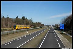 NS 3440, Nijverdal 22-3-2015 (Henk Zwoferink) Tags: ns tunnel 90 dm combi twente overijssel henk n35 regio buffel nsr a35 nijverdal dm90 kruidenwijk zwoferink combitunnel