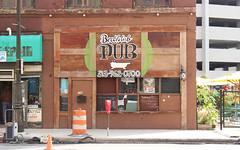 Bathtub Pub (Eridony) Tags: bar pub downtown michigan detroit storefront waynecounty