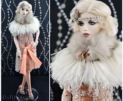 Untitled-3 (Dollfason) Tags: grey doll handmade great clothes fashiondoll gatsby dolloutfit numina fashionfordoll