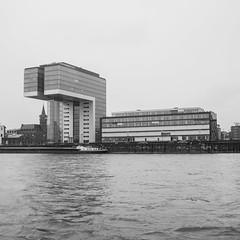 Cologne, Germany (heipei) Tags: river germany boat cologne kln finepix literatur rhine rhein schiff x100 fujfilm