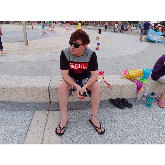 Summer is coming. Hot day   #Hot #Happy #Funny #Beach #Weekend #William #Chiayi