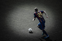 Barça 6 - 1 Rayo (Camp nou) (fer_lorente) Tags: barcelona camp can jeremy estadio rayo fc futbol barça fcbarcelona nou mathieu barsa vallecano