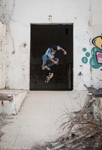Roberto Troncoso - Flip 360 Roll in