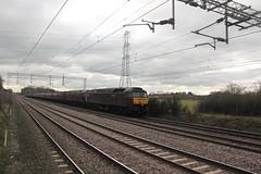 47237+57314 Acton Bridge, Cheshire (Paul Emma) Tags: uk railroad england train cheshire railway locomotive railtour diesellocomotive class47 wcml dieseltrain class57 actonbridge 57314 rytc 47237 railwaytouringcompany 1z86 wintercumbrianmountainexpress