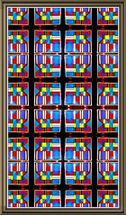 Just a Pattern .... (Raphael de Kadt) Tags: coloursplosion