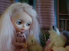 Blythe a day- 4/2/15-baby animals
