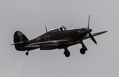 Hurricane (deltic17) Tags: hurricane lincolnshire lancaster ww2 spitfire dakota raf bbmf bombercommand rafconingsby bombercounty